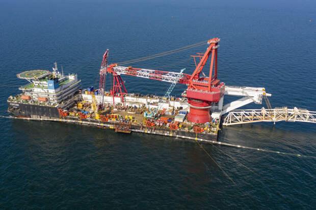 Песков уверен, что «Северный поток-2» сбалансирует цены на газ в ЕС