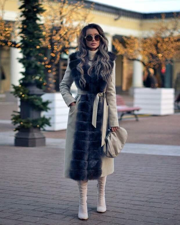 Кашемировое пальто: 13 невероятно женственных и элегантных моделей 2021