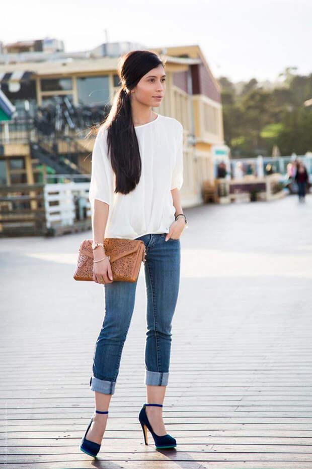 МОДНИЦАМ. Что нельзя носить девушкам низкого роста