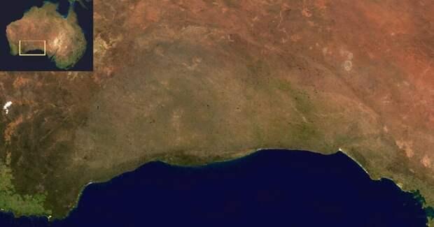 12 фото равнины Налларбор: место, где нет деревьев, воды, мало дорог и людей