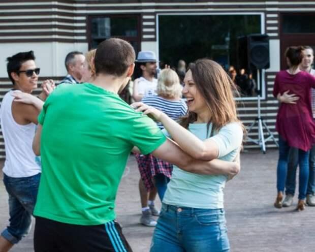 В ПКиО Фили прошёл праздник, посвящённый «Дню парков»