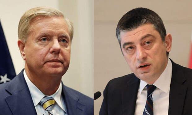 Премьер Грузии поблагодарил американского сенатора запомощь центру Лугара