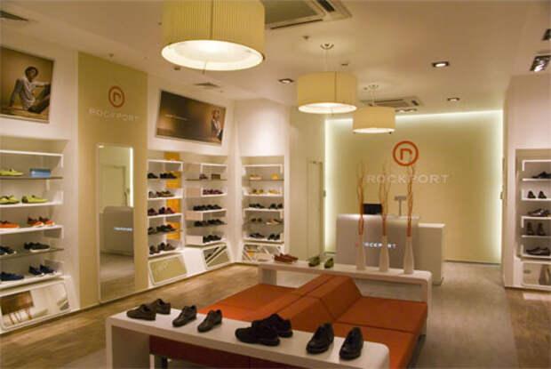 В Москве открылся магазин Rockport