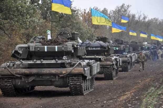 Украина предложила России «компромиссы» по вопросу о Донбассе
