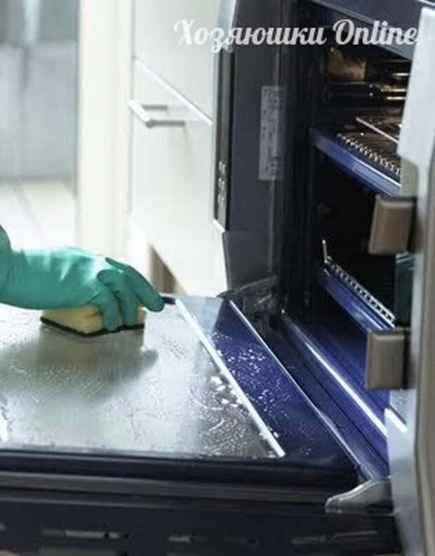 чистая духовка – это элементарно