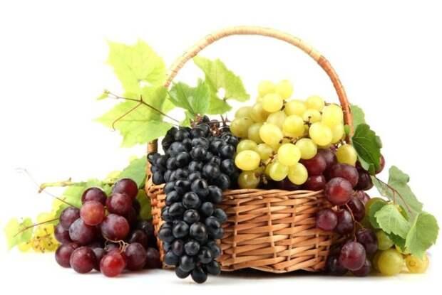 7 полезных свойств винограда, о которых вы раньше не слышали