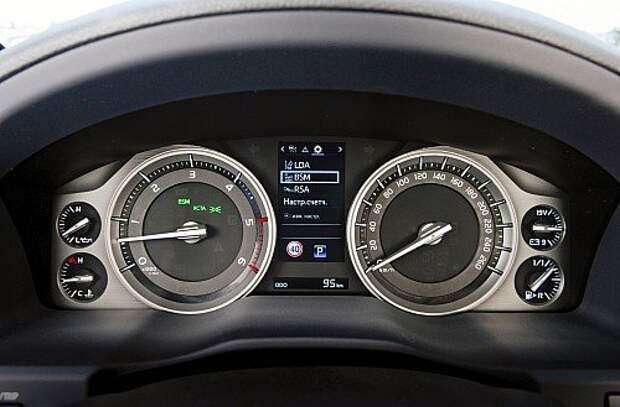 Учимся выживать у Toyota Land Cruiser 200