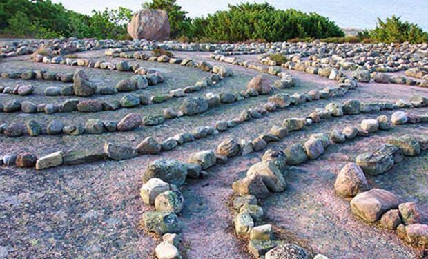 Алтарь возрастом 3000 лет: в Швеции нашли камень для тайных церемоний