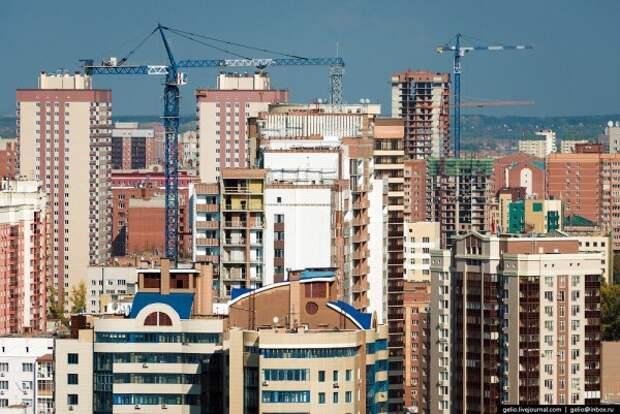 Как обойти закон и построить 6 млн кв.метров жилья? Рассказывают девелоперы.