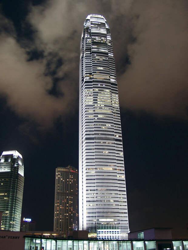 Международный финансовый центр в Гонконге