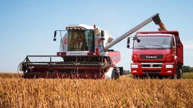 Россия завоевала пятую часть мирового рынка сельхозтехники