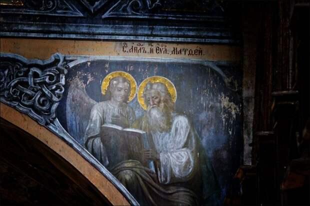 Подтеребово — церковь Георгия Победоносца — Георгиевский храм