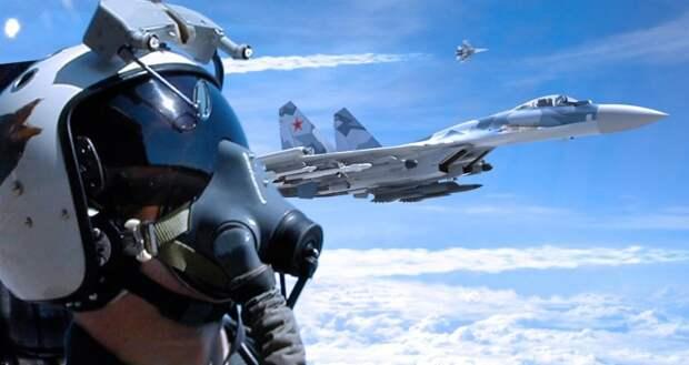 «Сумасшедший русский»: что показал русский летчик американскому осталось загадкой...но это подействовало