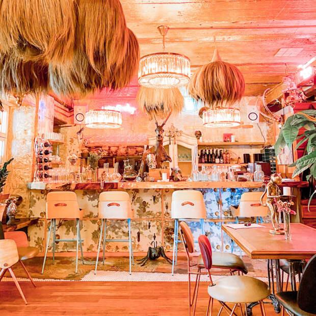 Секретный ресторан в сердце Петербурга. Удивительный иммерсивный опыт