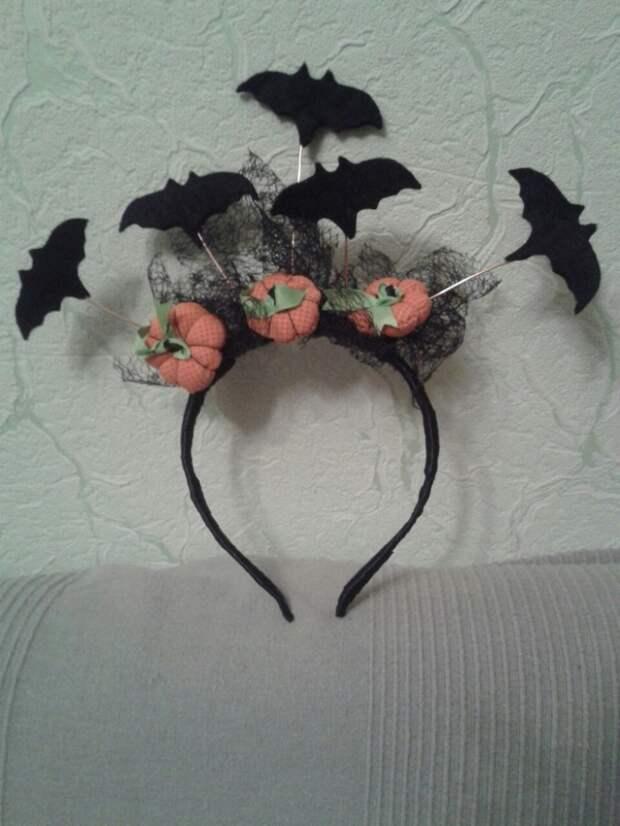 Ободки на день Святого Валентина и Хеллоуин