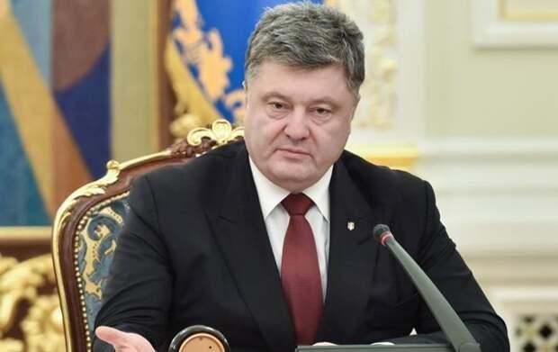 Порошенко: Угроза открытой войны с РФ возросла
