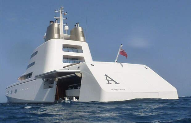 Самые дорогостоящие элитные яхты в мире