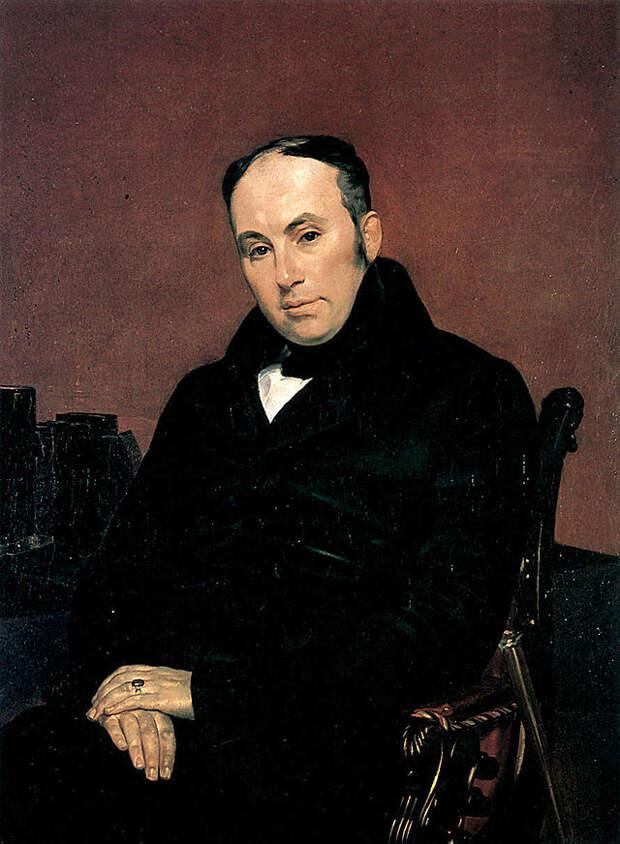Портрет В. А. Жуковского. Карл Брюллов, 1837 год.jpg