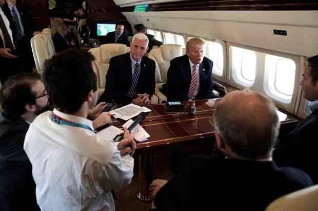 Трамп ответил навопрос овозможном признании Крыма российским