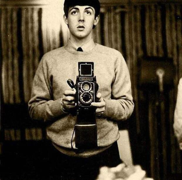 Пол Маккартни, музыкант, 1959 звезды, люди, фото