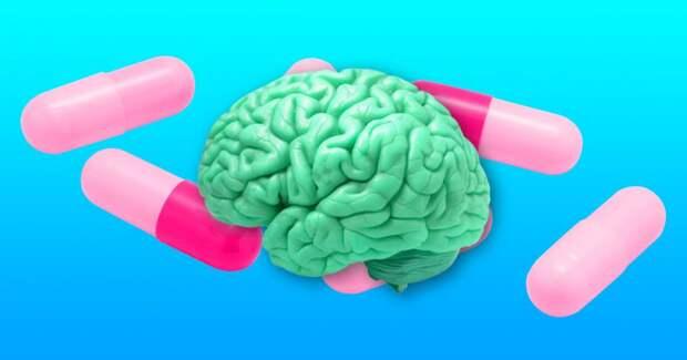 5 самых известных препаратов для улучшения работы мозга