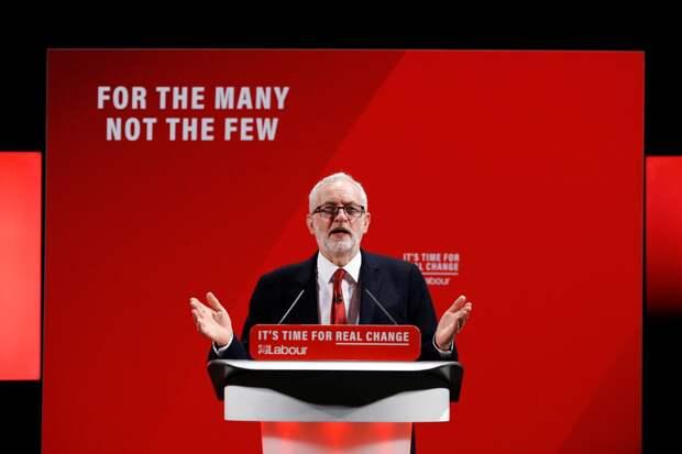Лейбористская партия Великобритании: возвращение к парламентскому социализму?