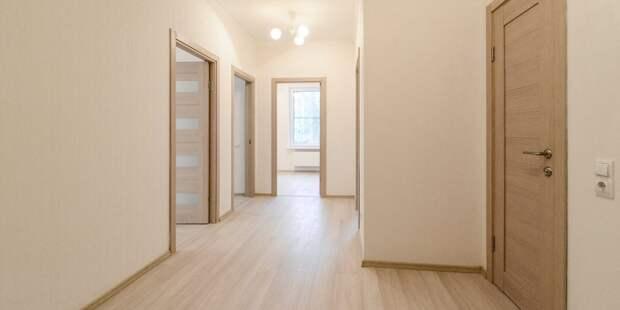 В Марьиной роще построили два новых корпуса на 277 квартир