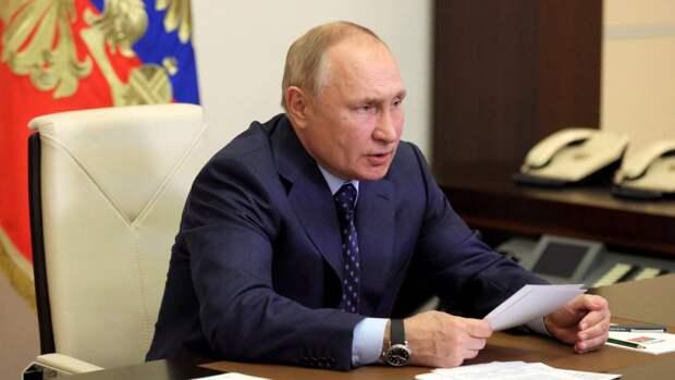 Путин поручил Правительству России увеличить охват тестирования на COVID-19