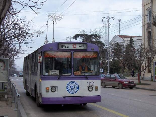В Севастополе временно не будет действовать «несчастливый» маршрут