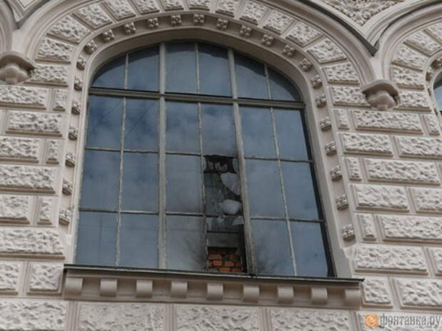 Терроризм в Петербурге