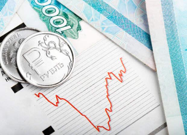 Рубль к концу августа может остаться вблизи нижней границы диапазона 73-75,1 за доллар
