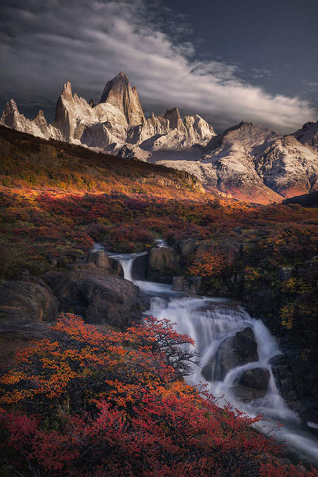 Кельвин Юэн - пейзажный фотограф из Гонконга.