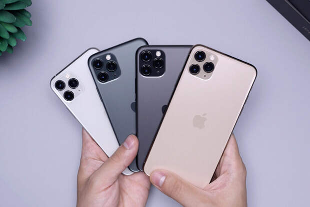 Цены на смартфоны Apple рухнули после выхода iPhone 13