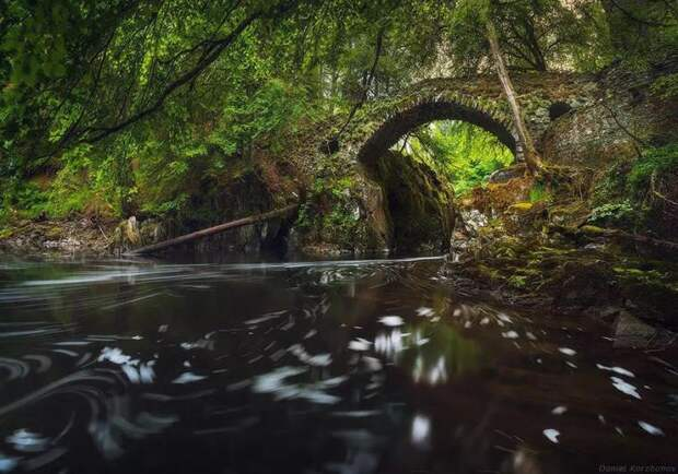 20 мистических мостов, которые ведут в другие миры