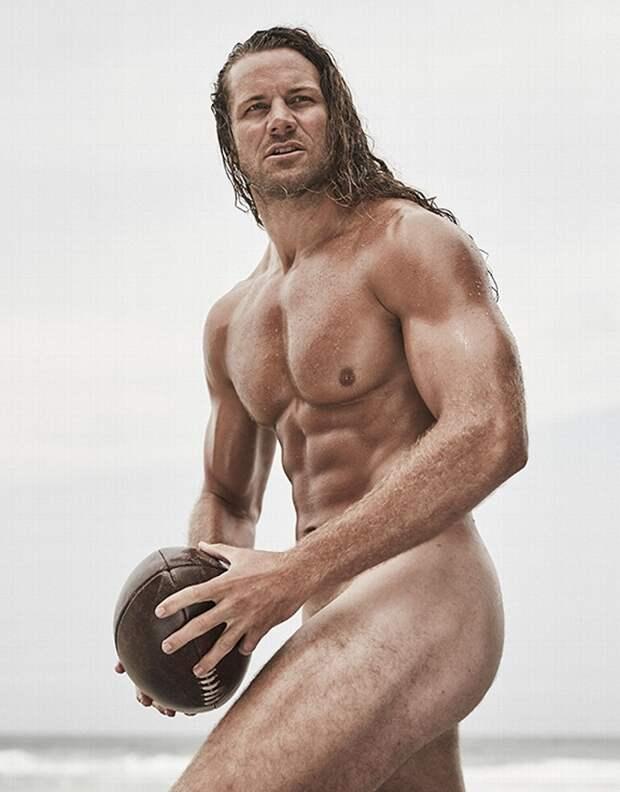 Как спортсмены выглядят без одежды