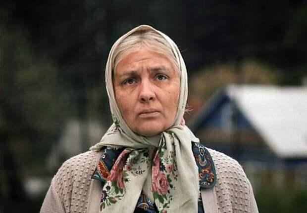 Наталья Тенякова в фильме *Любовь и голуби*, 1982 | Фото: goodhouse.ru