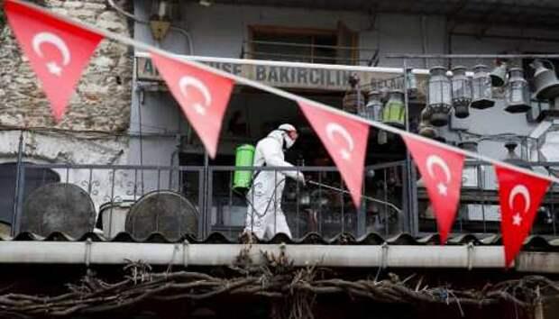 Зеленский зовёт граждан в гости к турецкому коронавирусу
