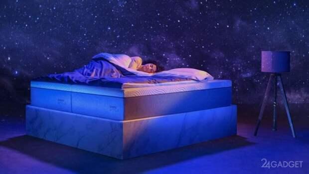 Матрас Emma Motion с искусственным интеллектом гарантирует здоровый сон