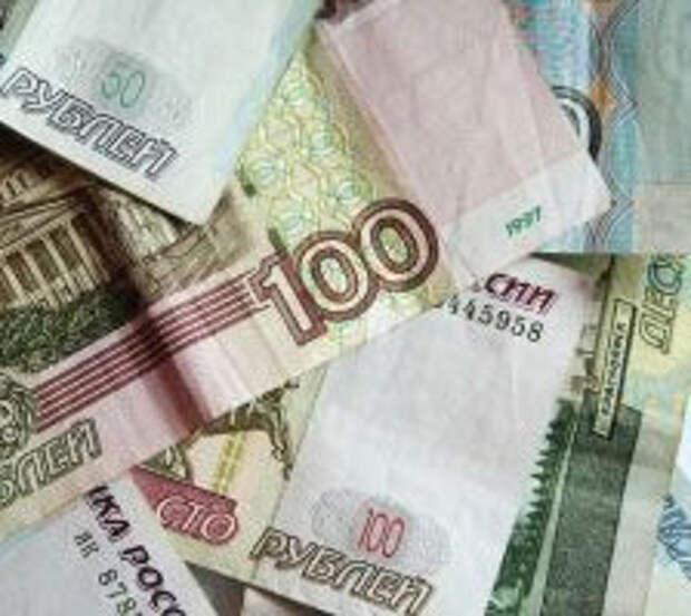 Российский рубль оставили без символа