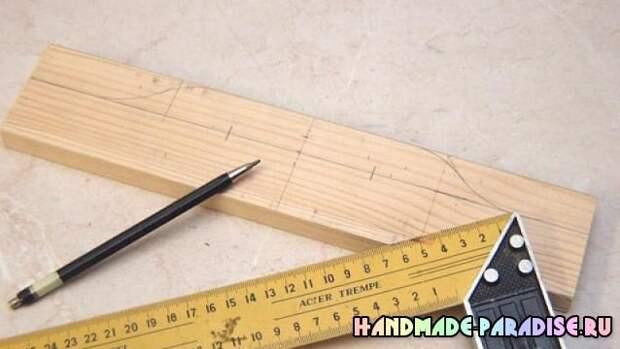 Как сделать деревянный поднос своими руками (13)