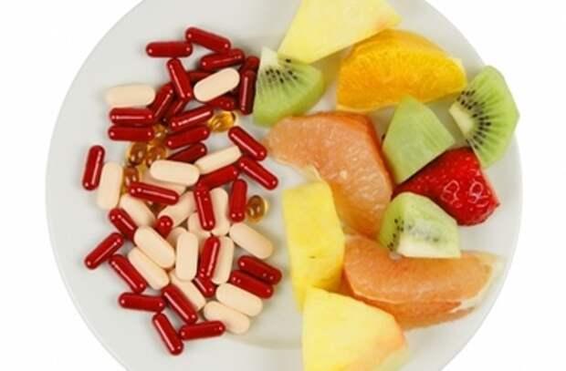 Еда может уничтожить лекарства и помешать вывести токсины