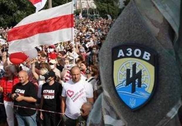 Провокациями в Беларуси занимаются украинские экстремисты