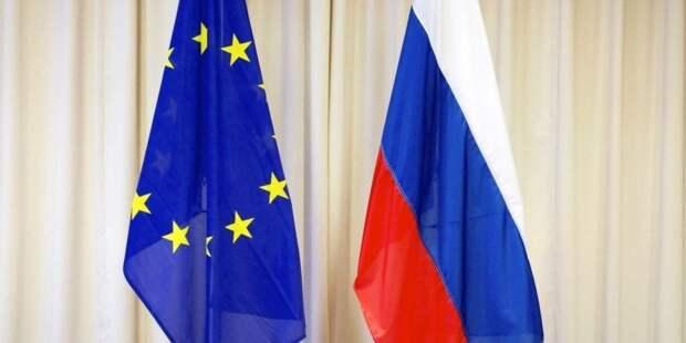 Лавров — о деградации отношений с ЕС и Навальном
