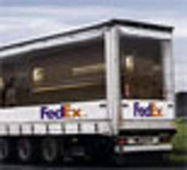FedEx и UPS, у кого больше?