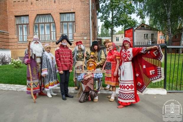 Турпроект «Легенда о Золотой Сарапули» из Удмуртии стал одним из победителей фестиваля «Русское поле»