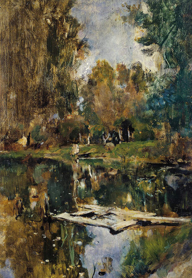 10 главных пейзажей русской живописи