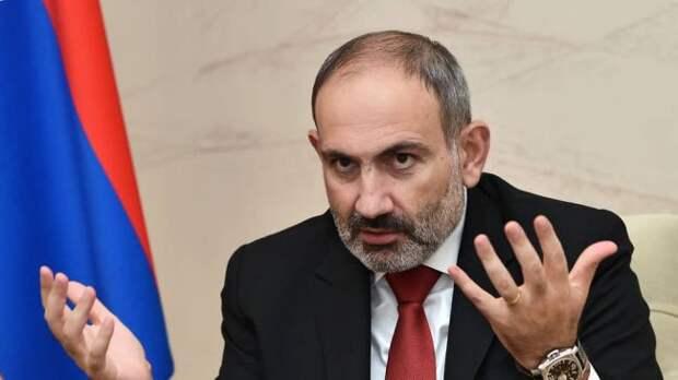 Пашинян: Мынестанем рассматривать предложения Баку ввиде ультиматумов