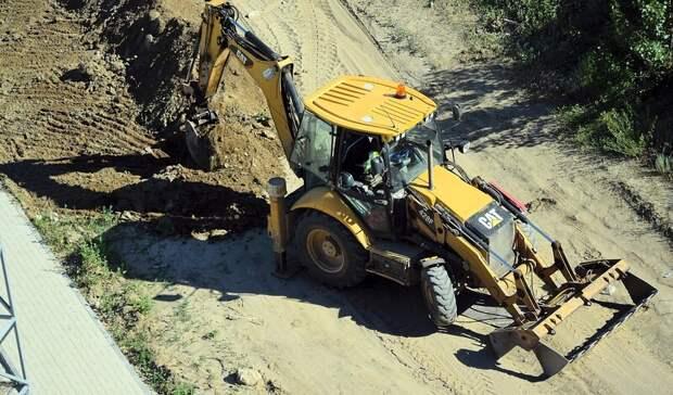 Работы по «благоустройству» на берегу Мечётки в Волгограде оказались незаконными