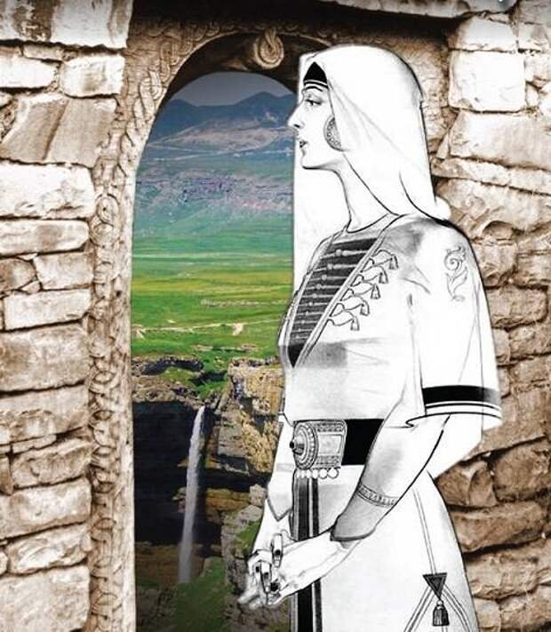 Несчастная Баху-Бике, царица Дагестана
