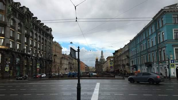 Территорию Гостиного двора в Петербурге облагородят зелеными насаждениями